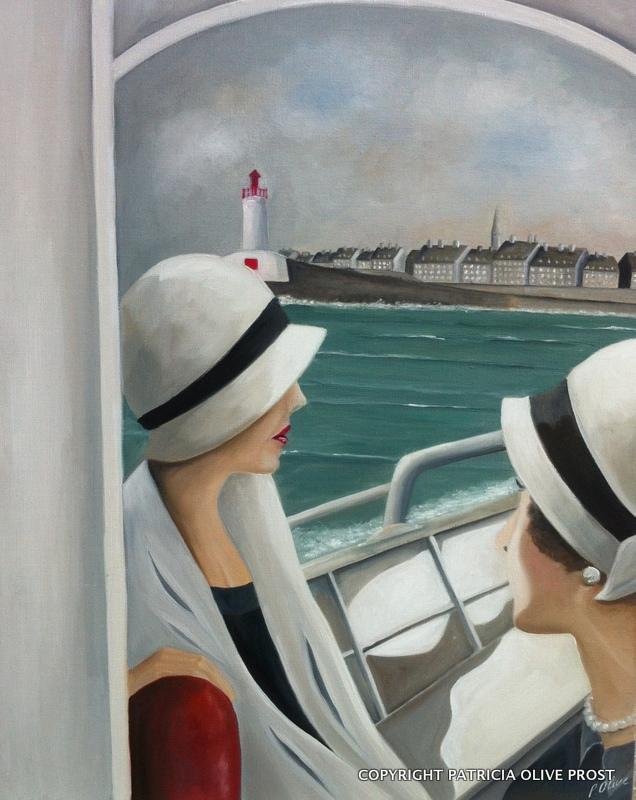 Vedettes de St Malo